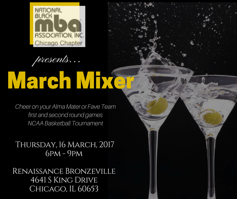 March Mixer