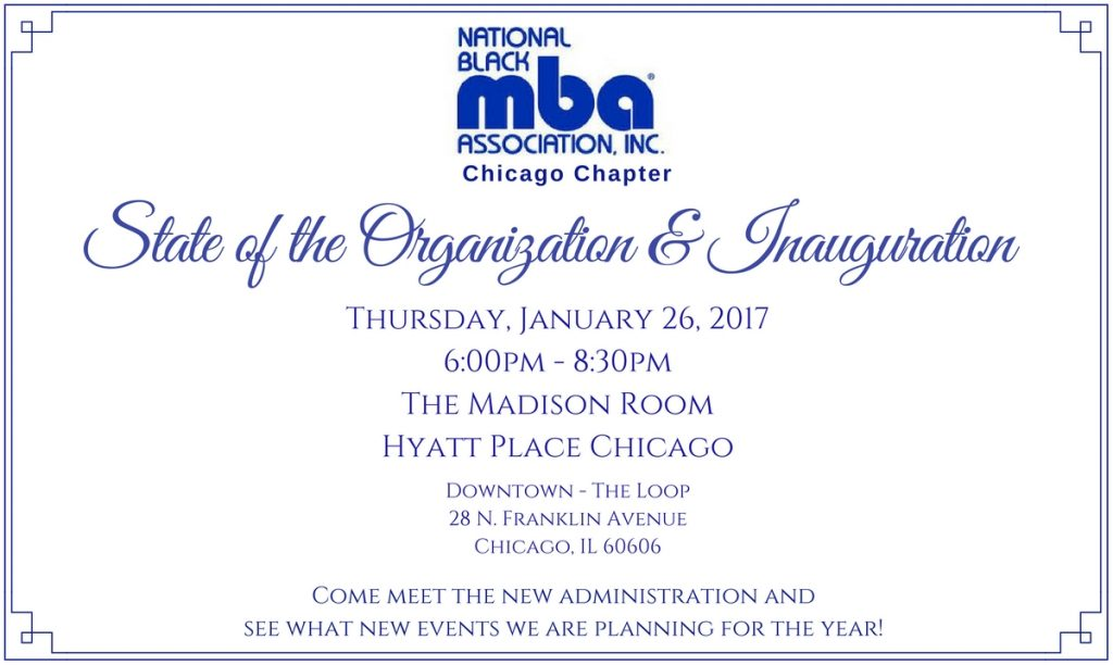 NBMBA State of Org