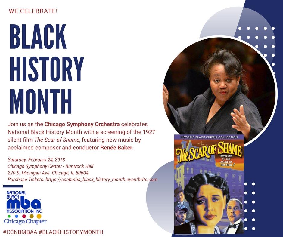 2018 Black History Month Symphony