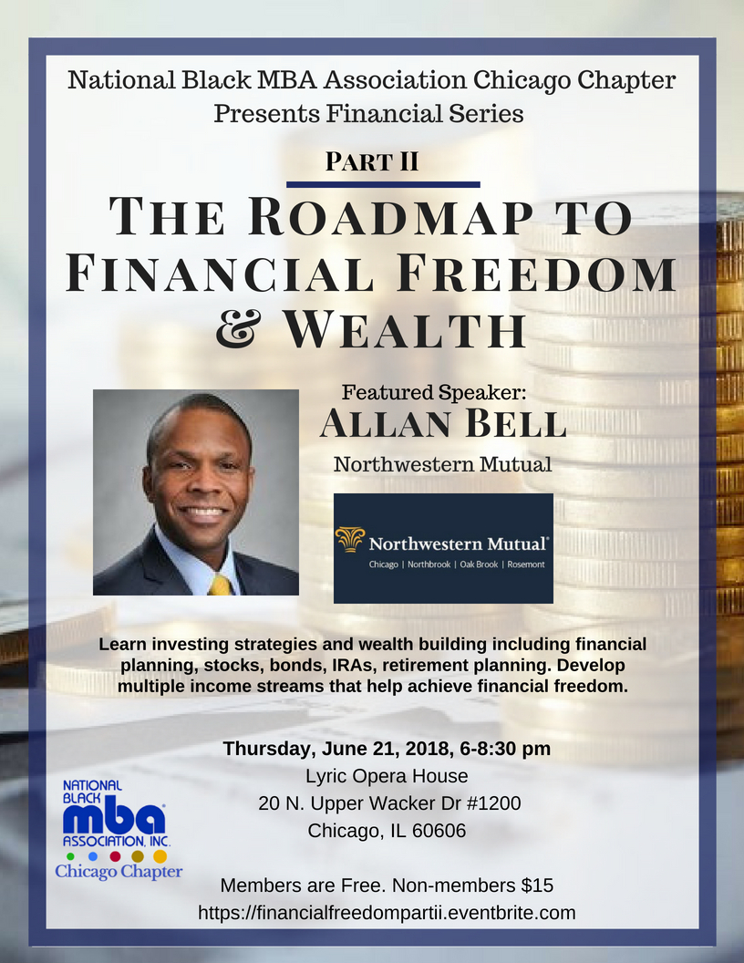 Roadmap to Financial Freedom & Wealth Part 2