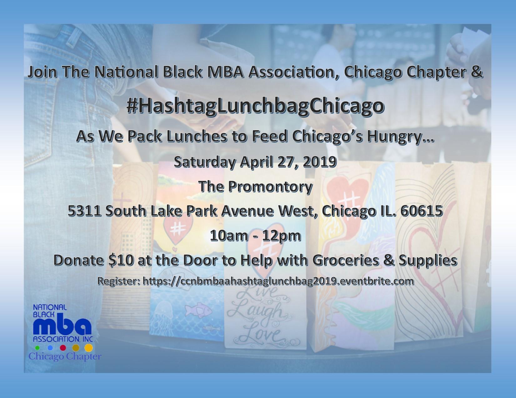 #LunchBag2019