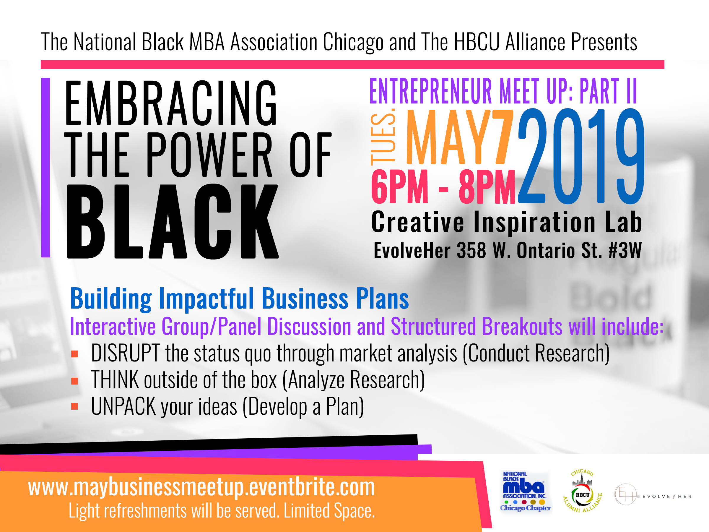 Event | NBMBAA Chicago