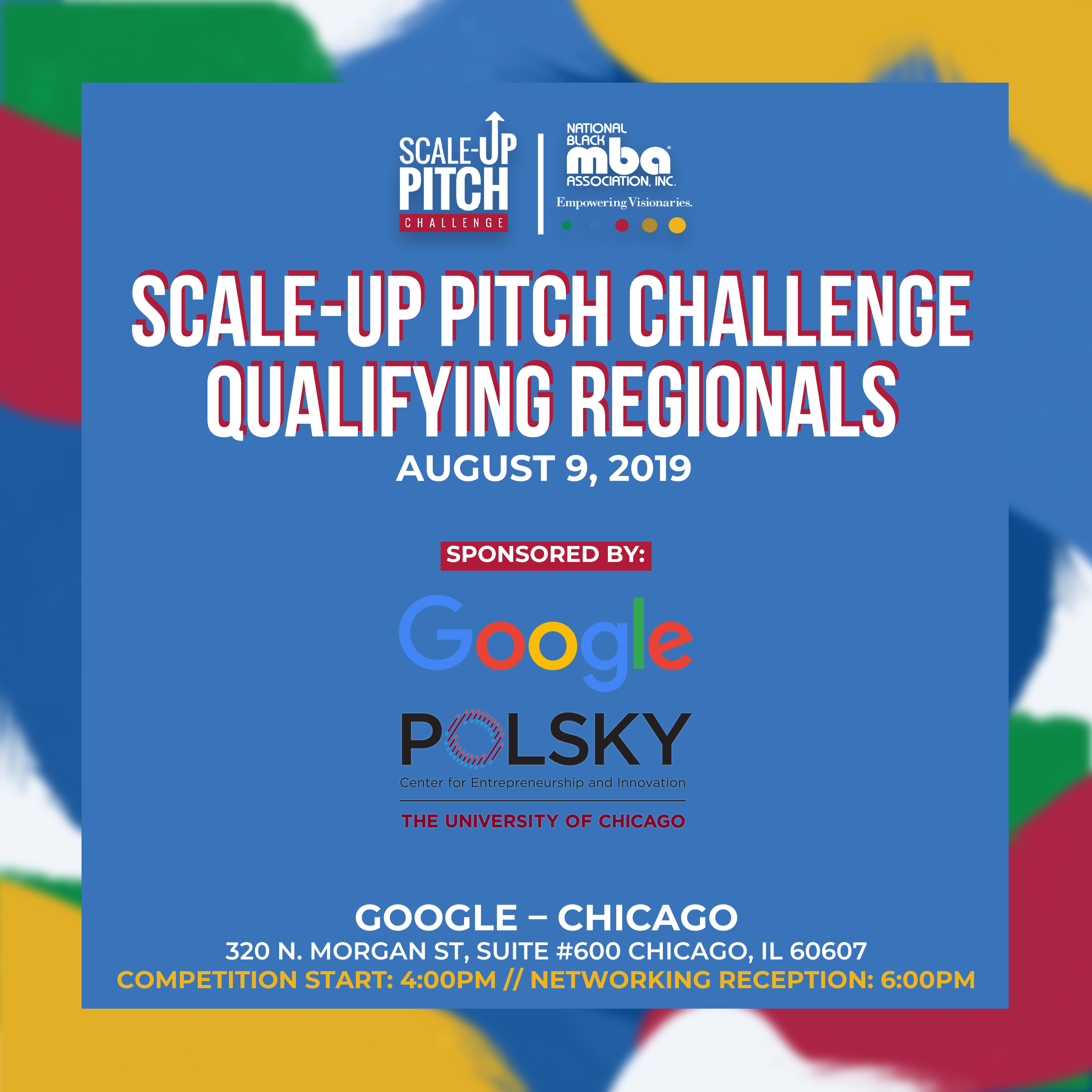 NBMBAA Scale Up Chicago sponosrs flyer